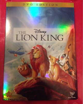 Free Bnip Disney The Lion King Dvd With Diamond Edition 3 D Lenticular Collectors Card Dvd Listia Com Auctions For Free Stuff