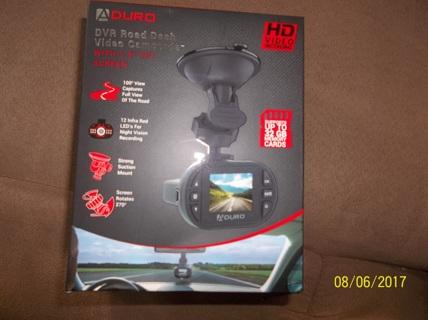 DVR Road Dash Video Camcorder NIB