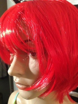 1 NEW Wig Anime Manga Cosplay Dress Up Wig Role Playing Costume Hair Dress Up LARP RPG FREE SHIPPING