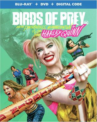 Harley Quinn : Birds of Prey (Digital HD Download Code Only) *DC Comics* *Margot Robbie*