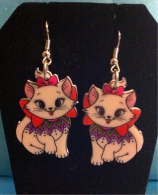 #4 Aristocat's Earrings