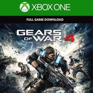 FULL GAME!     GEARS OF WAR 4 ...for XBOX ONE & PC