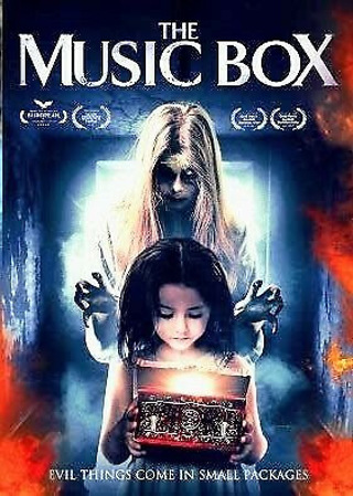 The Music Box - DVD - Horror - Not Rated