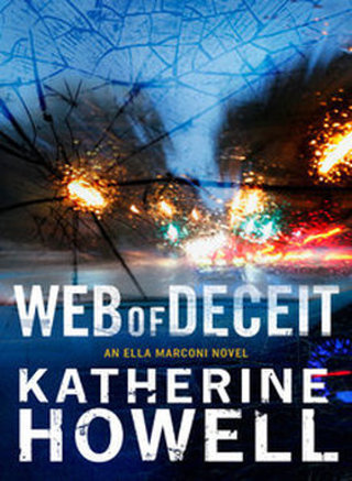 (NEW!) Web of Deceit (Detective Ella Marconi #6) by Katherine Howell (TPB/1st ED) #DT1aa
