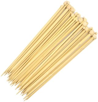 36 Piece Knitting Needle Set