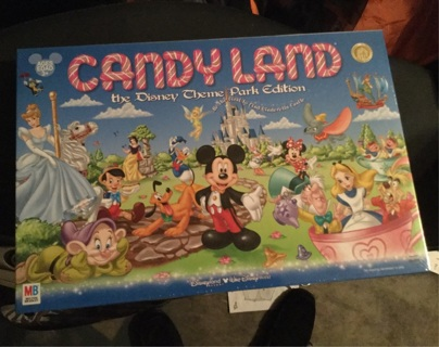 Candy land by Disney