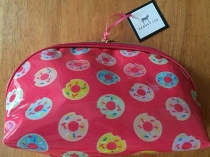 DABNEY LEE  DONUTS COSMETIC BAG