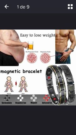 Magnetic therapy health care Bracelet