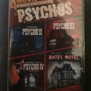 4 Psychos movies