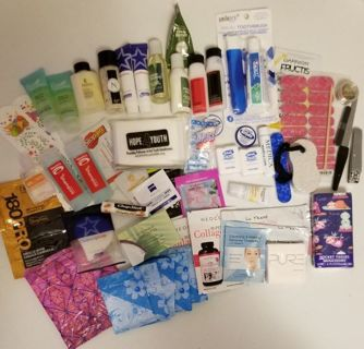 Beauty samples #2