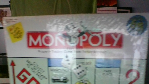 2 New Monopoly Board Games