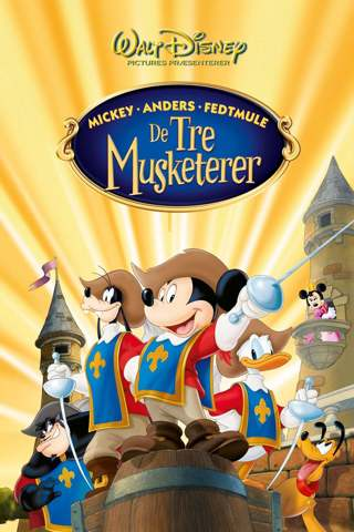 Mickey, Donald, Goofey The Three Musketeers HD Code
