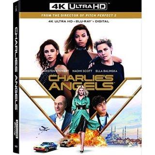 New Release Charlie's Angels 4k hdx hd MA code
