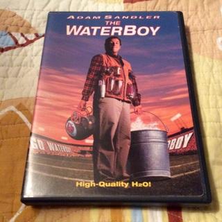 The Waterboy DVD Adam Sandler