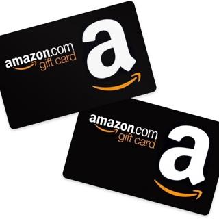 $50 Amazon E-gift card