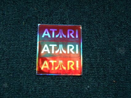 Atari Stickers