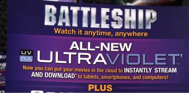 Battleship UV digital copy