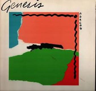 Genesis – Abacab LP [Album]