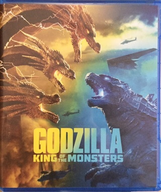 Godzilla King of The Monsters Digital movie download