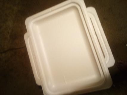 Heavy Duty Styrofoam Cooler