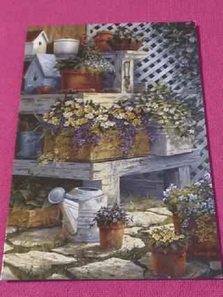 Notecard - Springtime Treasures