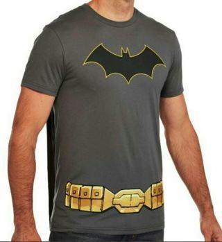 1 Batman shirt with cape dc comics free shipping