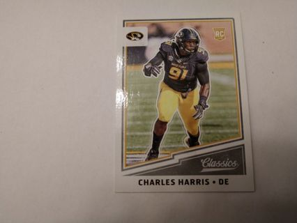 Charles Harris rookie miami dolphins
