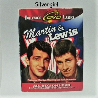Martin and Lewis Hollywood DVD Classics