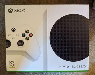 brand new sealed Microsoft Xbox series S digital edition