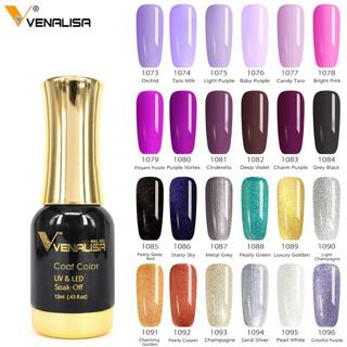 VENALISA One Layer Color Gel Paint 12ml Color Laqcuer CANNI Nail Art Design High Quality Soak off
