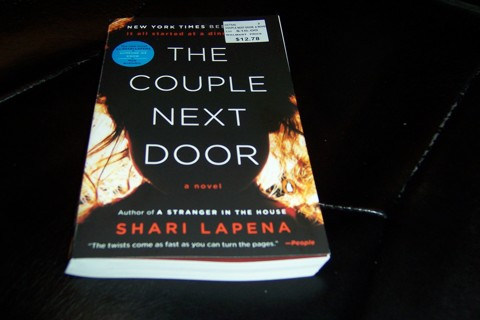 The Couple Next Door by Shari Lapena~ Fabulous!~