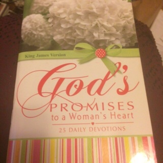 God's promises to a Woman's Heart