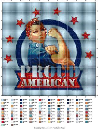 flag pattern 27