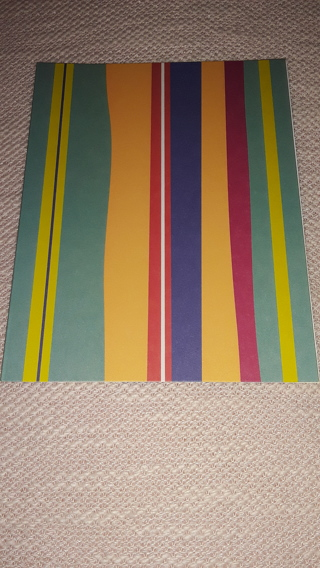 Notecards - Stripes