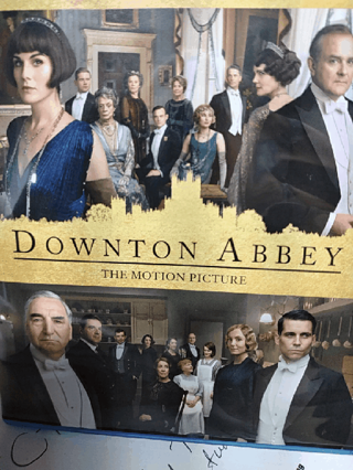 DOWNTON ABBY  NEW RELEASE