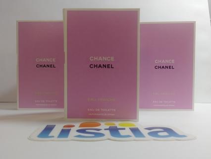 CHANEL Samples (3)