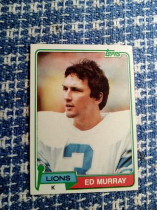 topps #440 Ed Murray