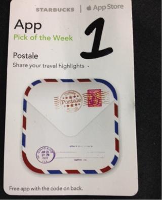 Postale - Downloadable iTunes App