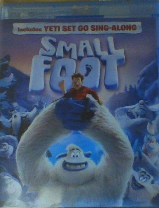 Small Foot DVD And Blu Ray