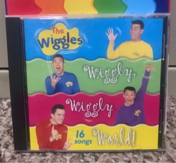 The Wiggles: Wiggly, Wiggly World (Soundtrack, 2002)