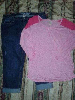 NWOT womens outfit!
