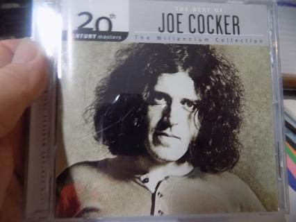 The Best of Joe Cocker the Millenium Collection CD