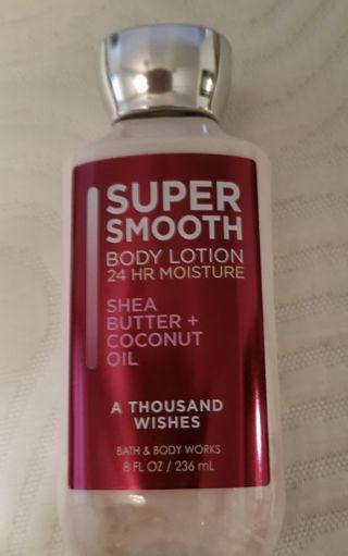 Bath &Body Works Body Lotion