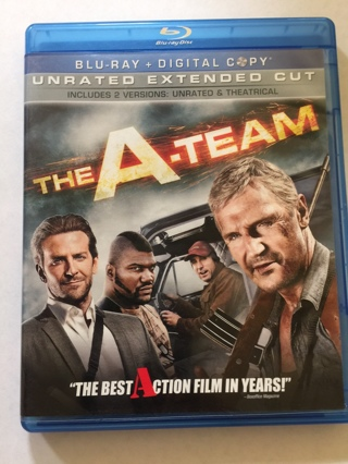 The A-team (Blu-ray only)