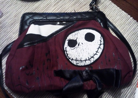 146ae4c71b Nightmare Before Christmas Purse Hot Topic - Best Purse Image Ccdbb.Org