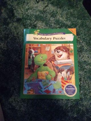 New Franklin 1St Grade Vocabulary Book