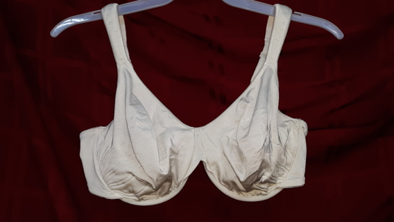 Just My Size 44D Bra - Pretty All Day Hold/Comfort