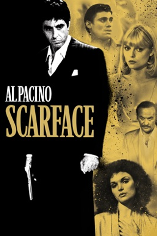 Scarface HD VUDU INSTAWATCH