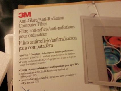 3M Computer Filter Screen