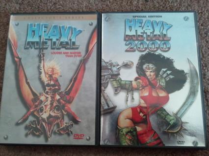 HEAVY METAL, HEAVY METAL 2000